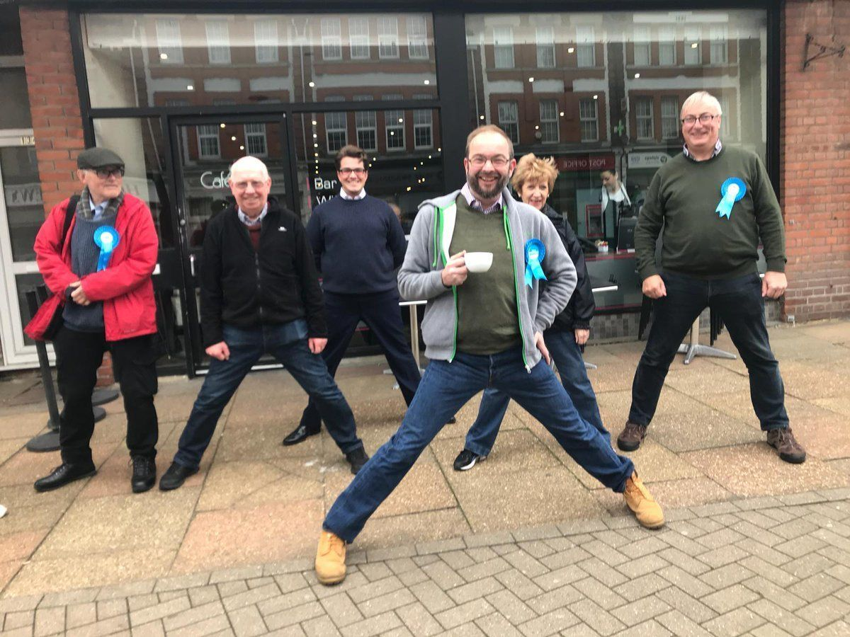 A Particularly Virulent Strain Of The Tory 'Power Pose' Has Gone