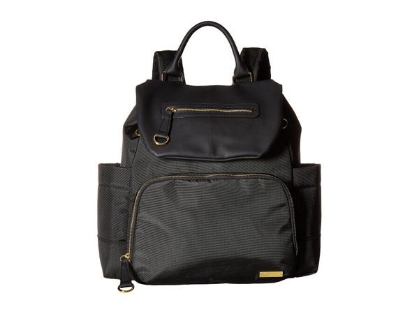 """Get it <a href=""""https://www.zappos.com/p/skip-hop-chelsea-backpack-black/product/8816919/color/3"""" target=""""_blank"""">here</a>."""