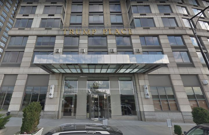 A New York judge on Thursday ruled that residents of the Trump-branded condo at 200 Riverside Boulevard in Manhattan&nbs