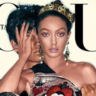 Gigi Hadid Apologizes For Vogue Italia 'Blackface'
