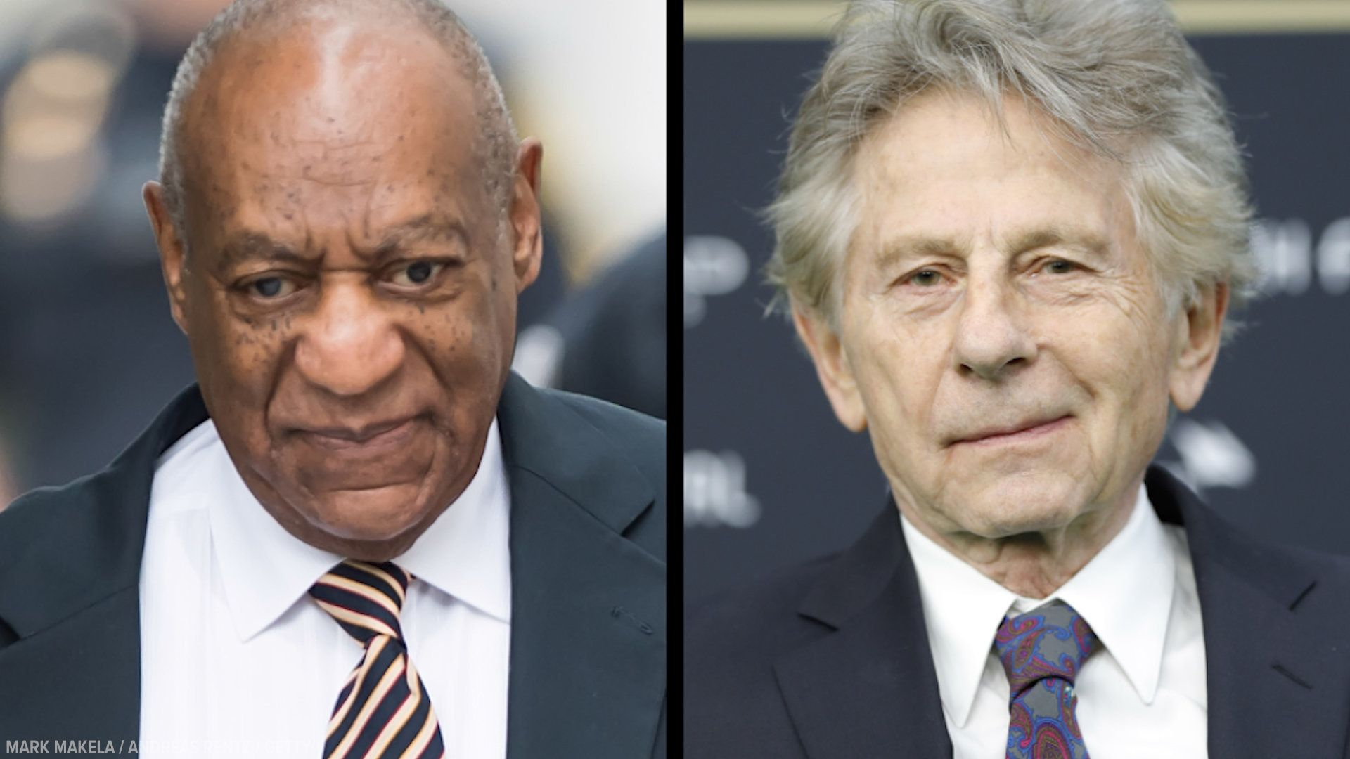 Bill Cosby and Roman Polanski were both kicked out of The Motion Picture Academy