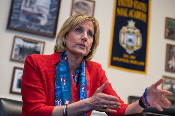 Rep. Claudia Tenney (R-N.Y.).