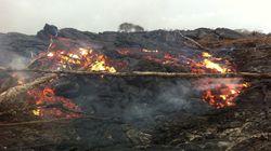 Χαβάη: Απομάκρυνση άνω των 10.000 κατοίκων από τα σπίτια τους, καθώς ρέει ηφαιστειακή