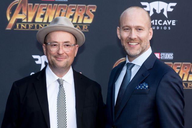 '어벤져스: 인피니티 워'와 '어벤져스 4(가제)'의 각본을 쓴 크리스토퍼 마커스와 스티븐