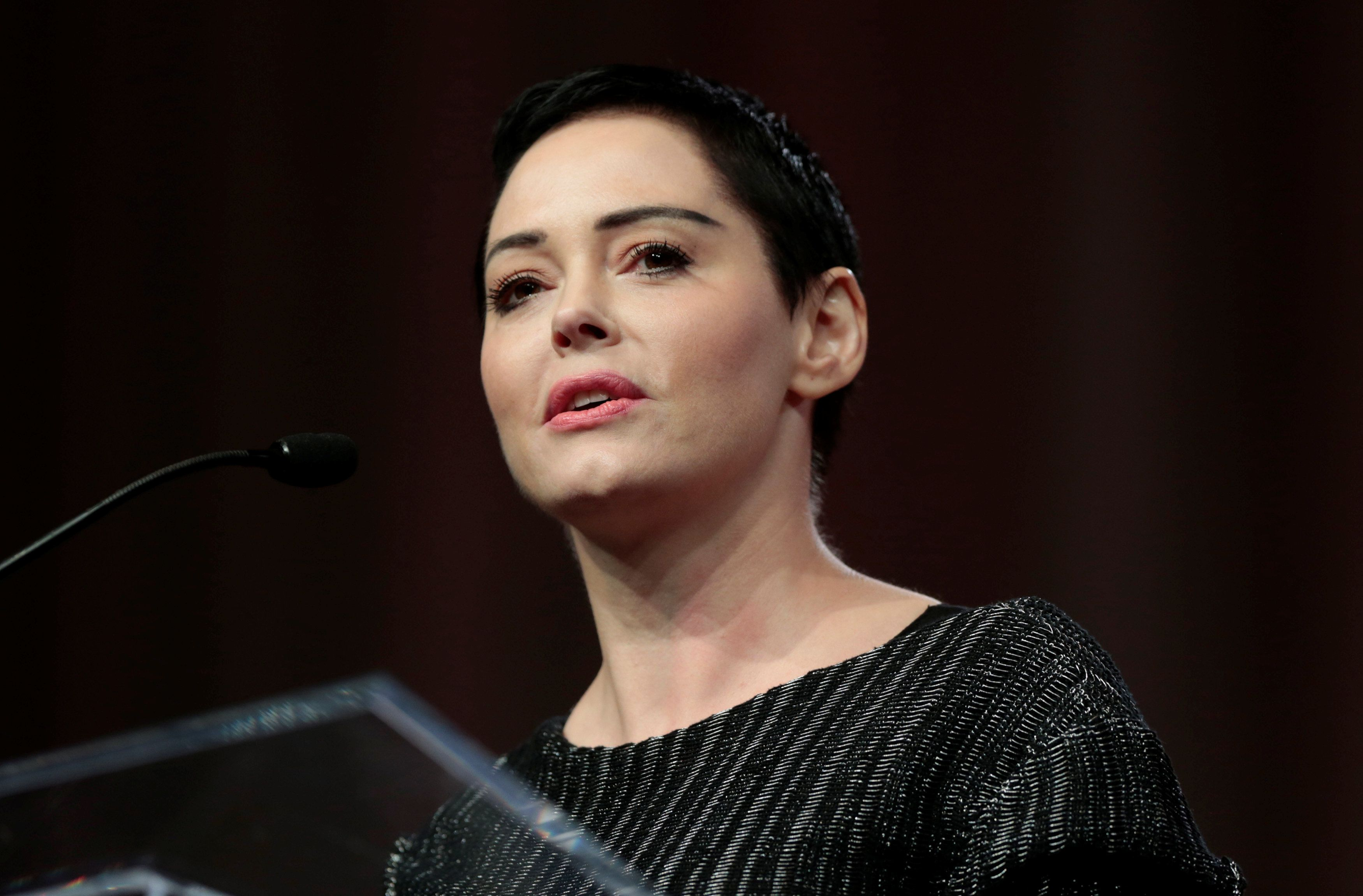 Rose McGowan Drug Possession Case To Be Heard By Grand