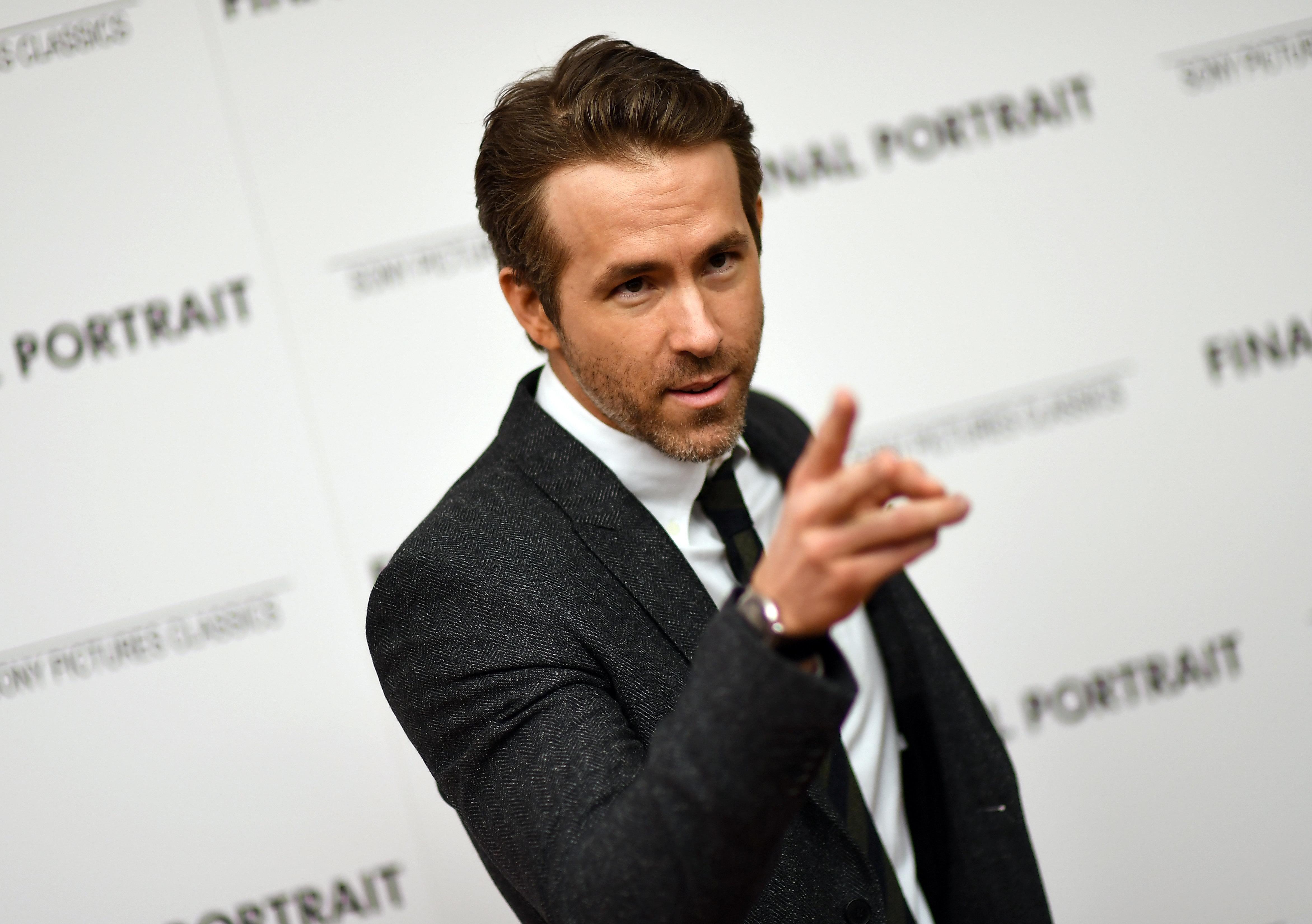 Ryan Reynolds Reveals The Topic He Wasn't Allowed To Joke About In 'Deadpool 2'