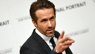 Ryan Reynolds attends the 'Final Portrait' New York screening at Guggenheim Museum on March 22, 2018 in New York City. / AFP PHOTO / ANGELA WEISS        (Photo credit should read ANGELA WEISS/AFP/Getty Images)