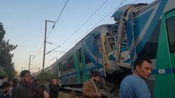 Un mort et une soixantaine de blessés dans la collision de deux