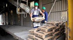 Les cimentiers s'orientent vers l'export: craintes du rétrécissement de la demande