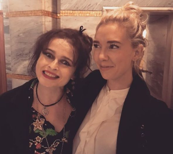 Helena Bonham Carter Admits She's 'Terrified' To Take Over From Vanessa Kirby In 'The