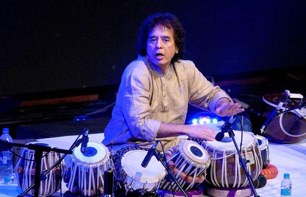 Le virtuose indien Zakir Hussain à Essaouira pour le Festival