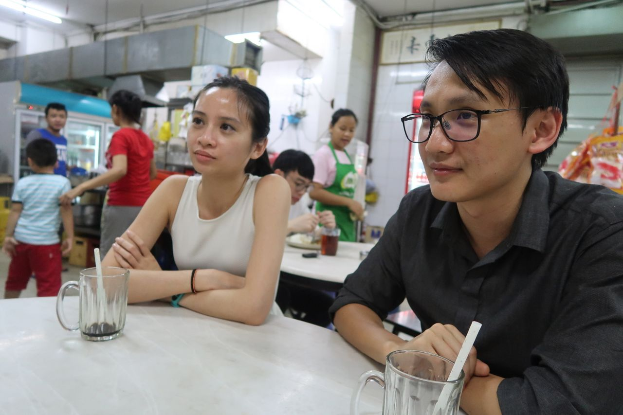 Sue Ling Gan and Timothy Teoh have set up platforms to help connect poorer Malaysian voters with car rides and sponsorships to help them return home to vote.
