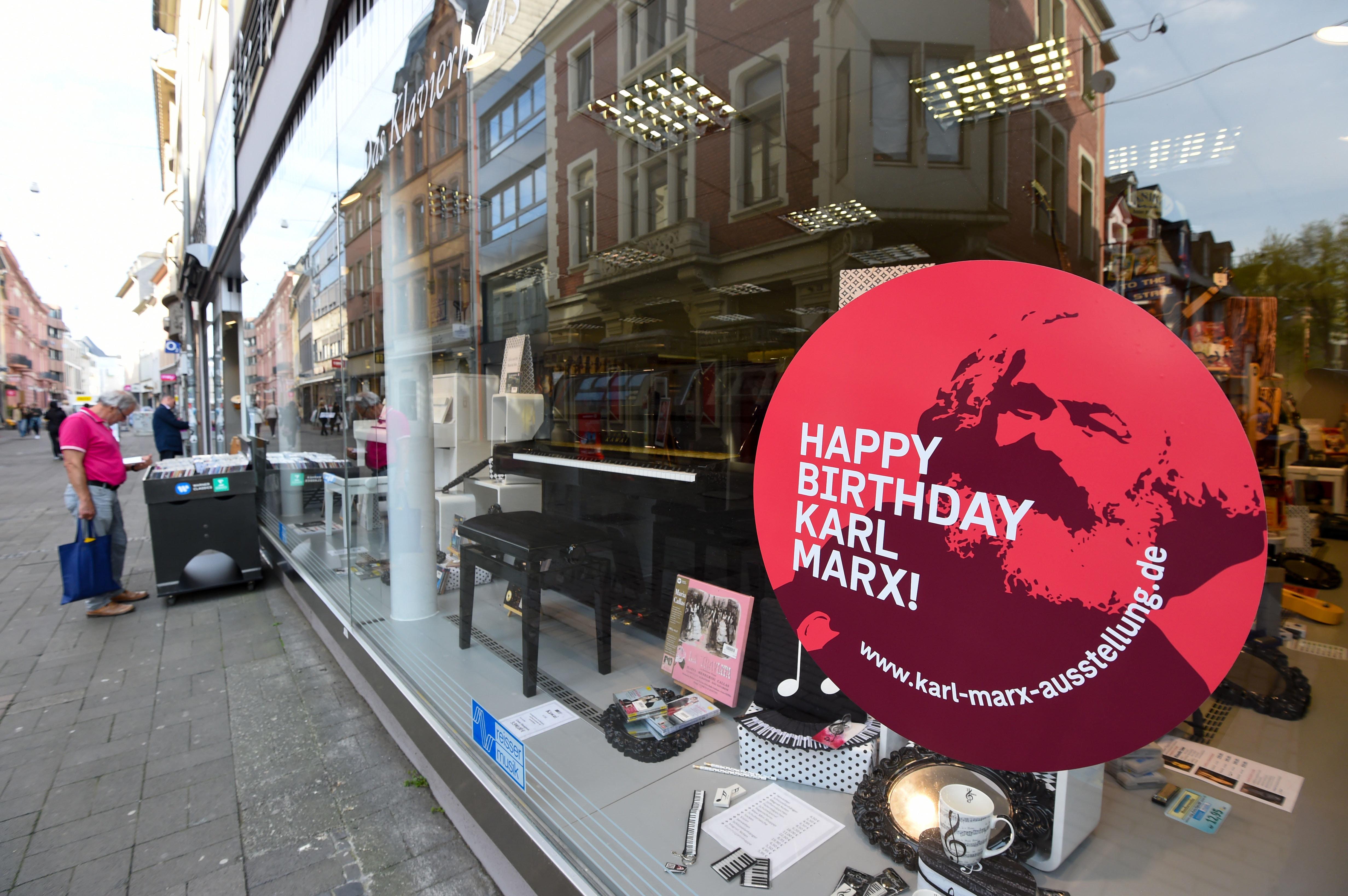 Bicentenaire de Marx: best-of des fondamentaux