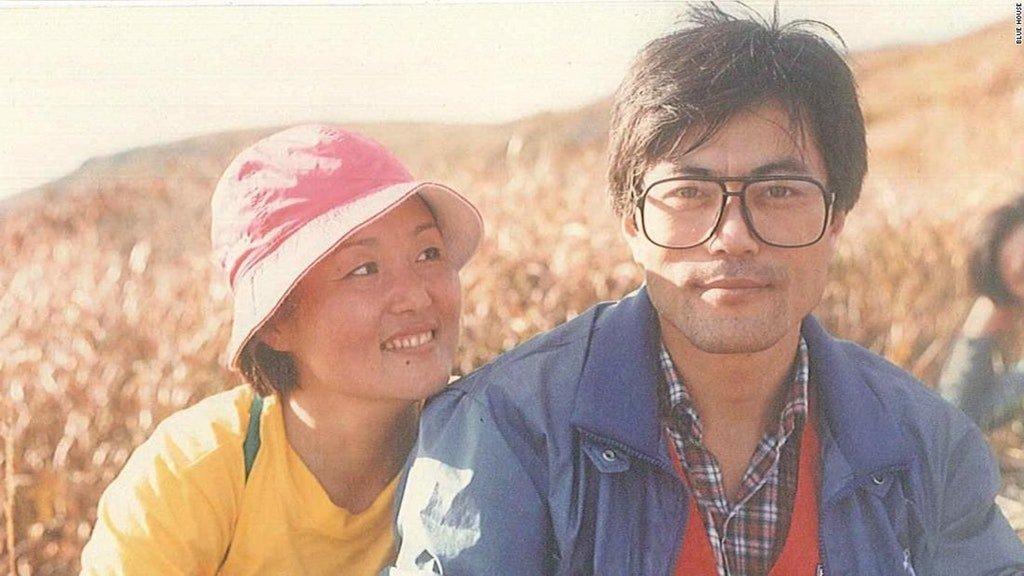 '젊은 문재인' 사진이 미국 커뮤니티에서 인기몰이
