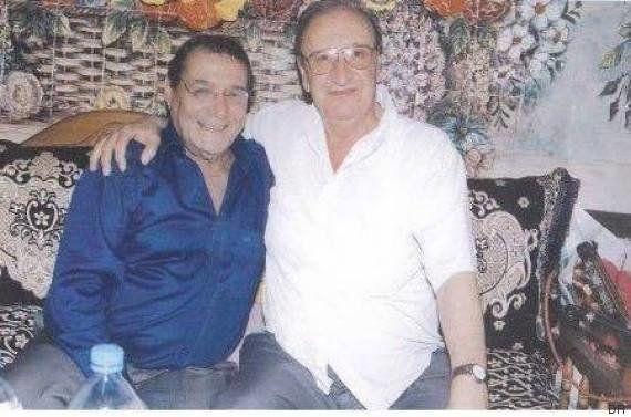 Anniversaire: Il y a deux ans Saïd Touati, l'ami de 50 ans de Guerouabi, tirait sa