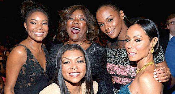 Image result for jada pinkett smith and gabrielle union
