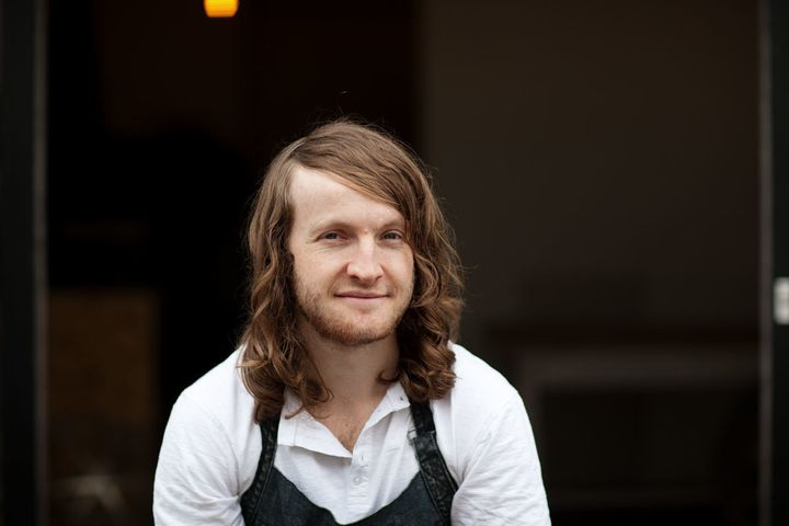 Doug McMaster runs the UK's only zero waste restaurant, Silo, in Brighton.
