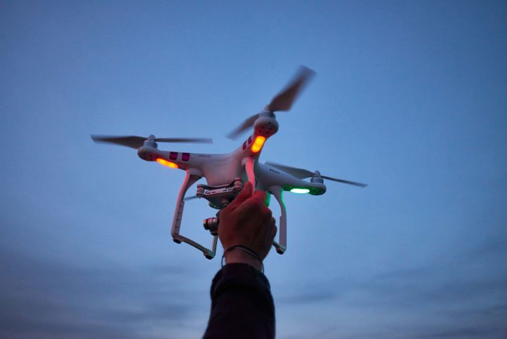 Drones are becoming less expensive and easier to operate.