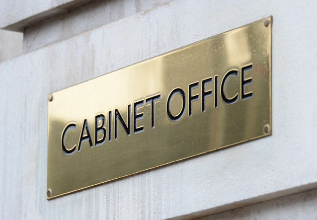The Cabinet Office is trialing the