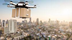 Revolutionieren Drohnen unser