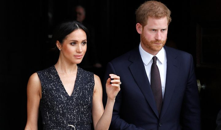 Meghan Markle and Prince Harry are set to marry on May 19.