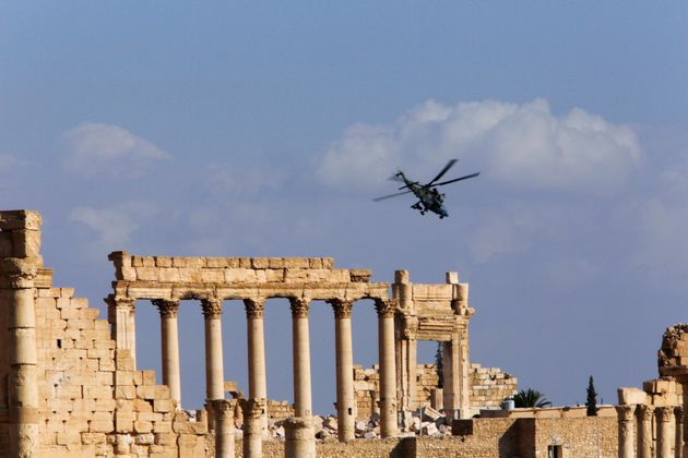 The Sites Of Toppled Temples In Syria Should Be Treated As Crime