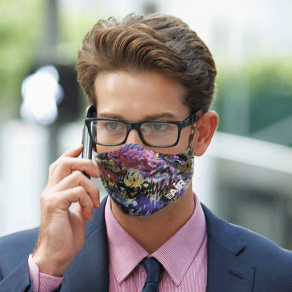 <a>Life's not easy for a stylish germophobe. Frankly, most face masks just aren't stylish, but this </a><a href=""