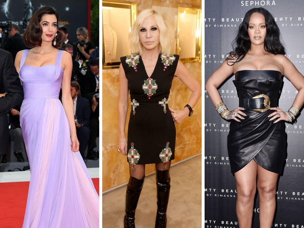 How The Met Gala Is Uniting Amal Clooney, Rihanna And Donatella