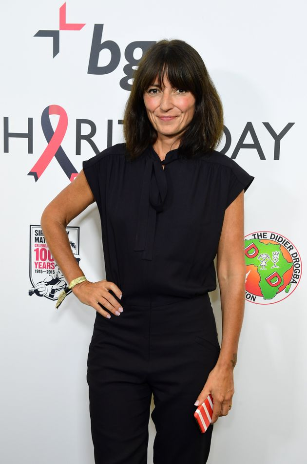Davina McCall Says She'd Love To Do 'Strictly Come Dancing' After Years Of Saying