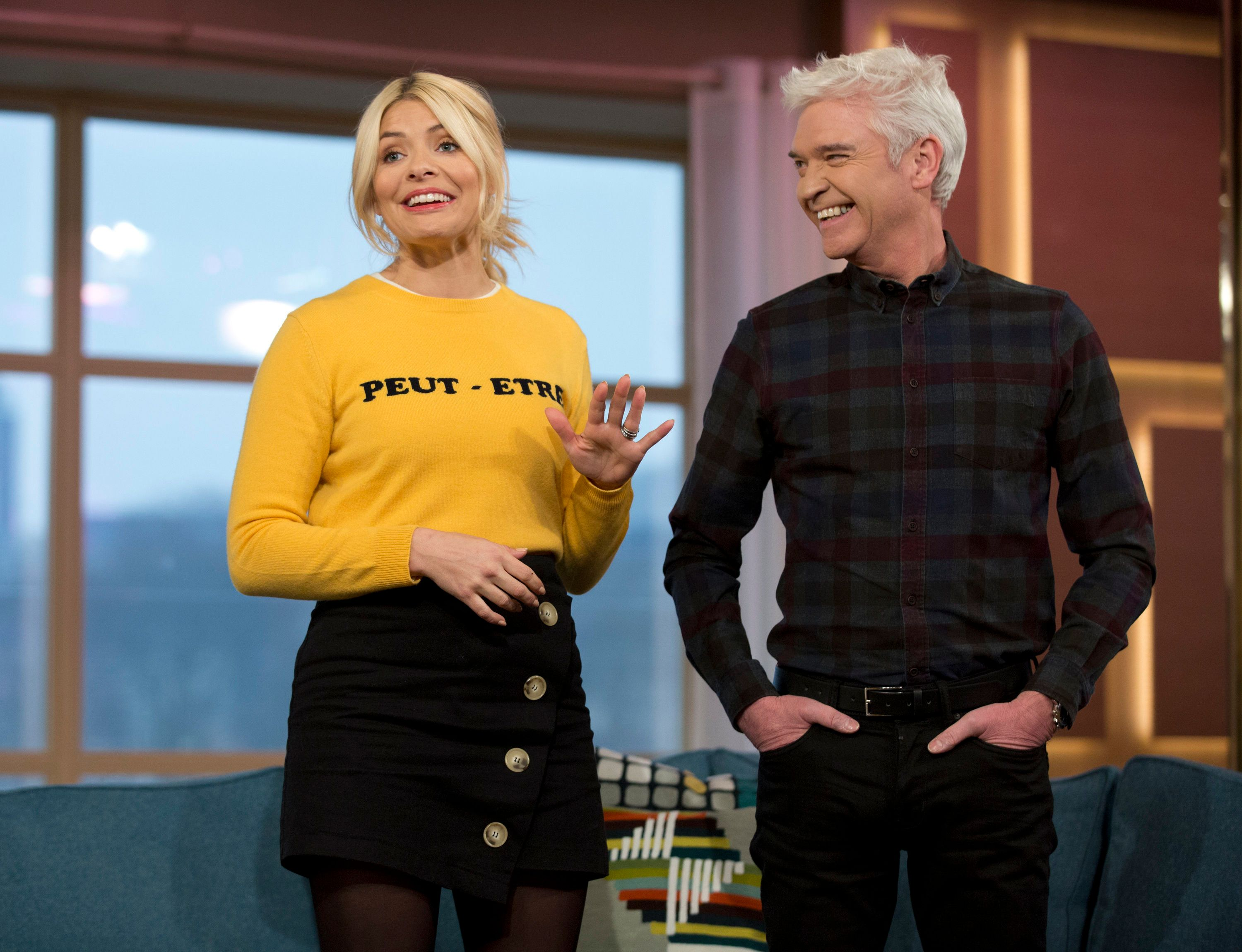 Holly Willoughby And Phillip Schofield To Appear In 'Coronation