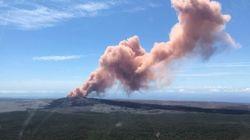 Un séisme de magnitude 6,9 frappe Hawaï sur les flancs d'un volcan en