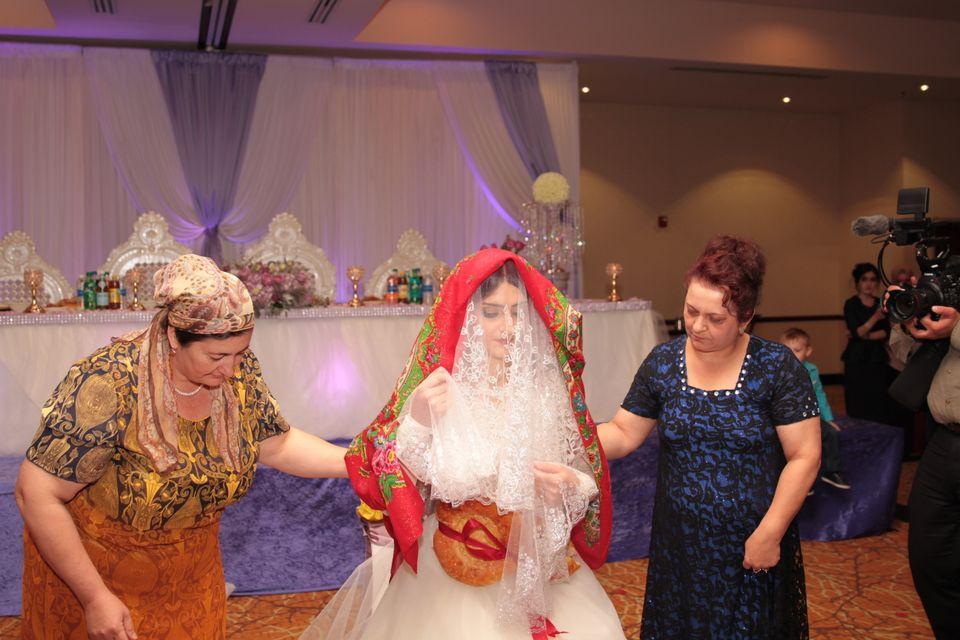 Traditional Meskhetian Wedding