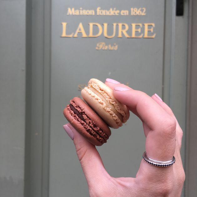 Laduree - Saint Germain de