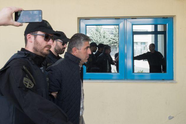 Απελάθηκε ο Τούρκος πολίτης που είχε συλληφθεί στον