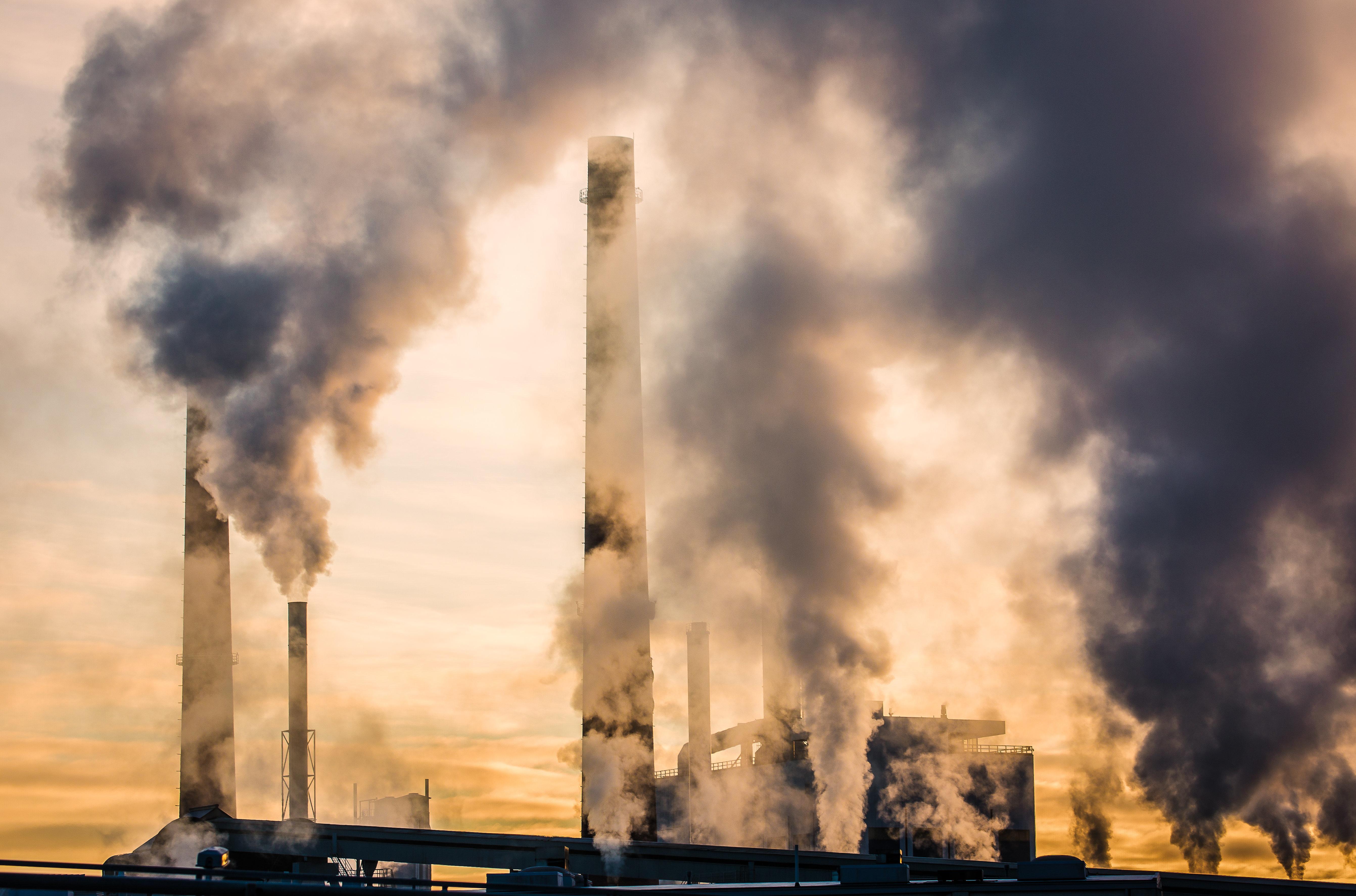 «Καμπανάκι» για τον πλανήτη: Ρεκόρ συγκέντρωσης διοξειδίου του άνθρακα και θερμοκρασίας τον