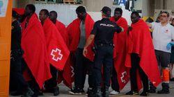 Plus de 400 migrants secourus au large des côtes espagnoles en moins de 48