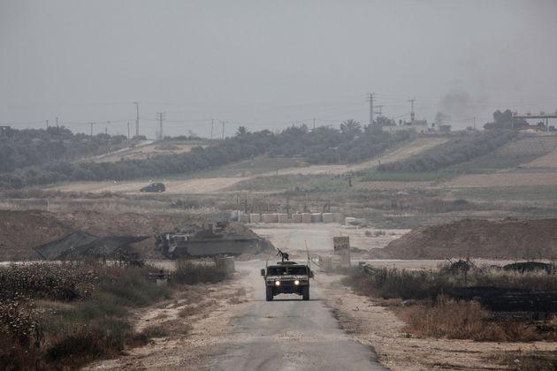 Πέντε Παλαιστίνιοι σκοτώθηκαν σε έκρηξη στη