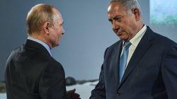 Συνάντηση Νετανιάχου - Πούτιν την Τετάρτη στη