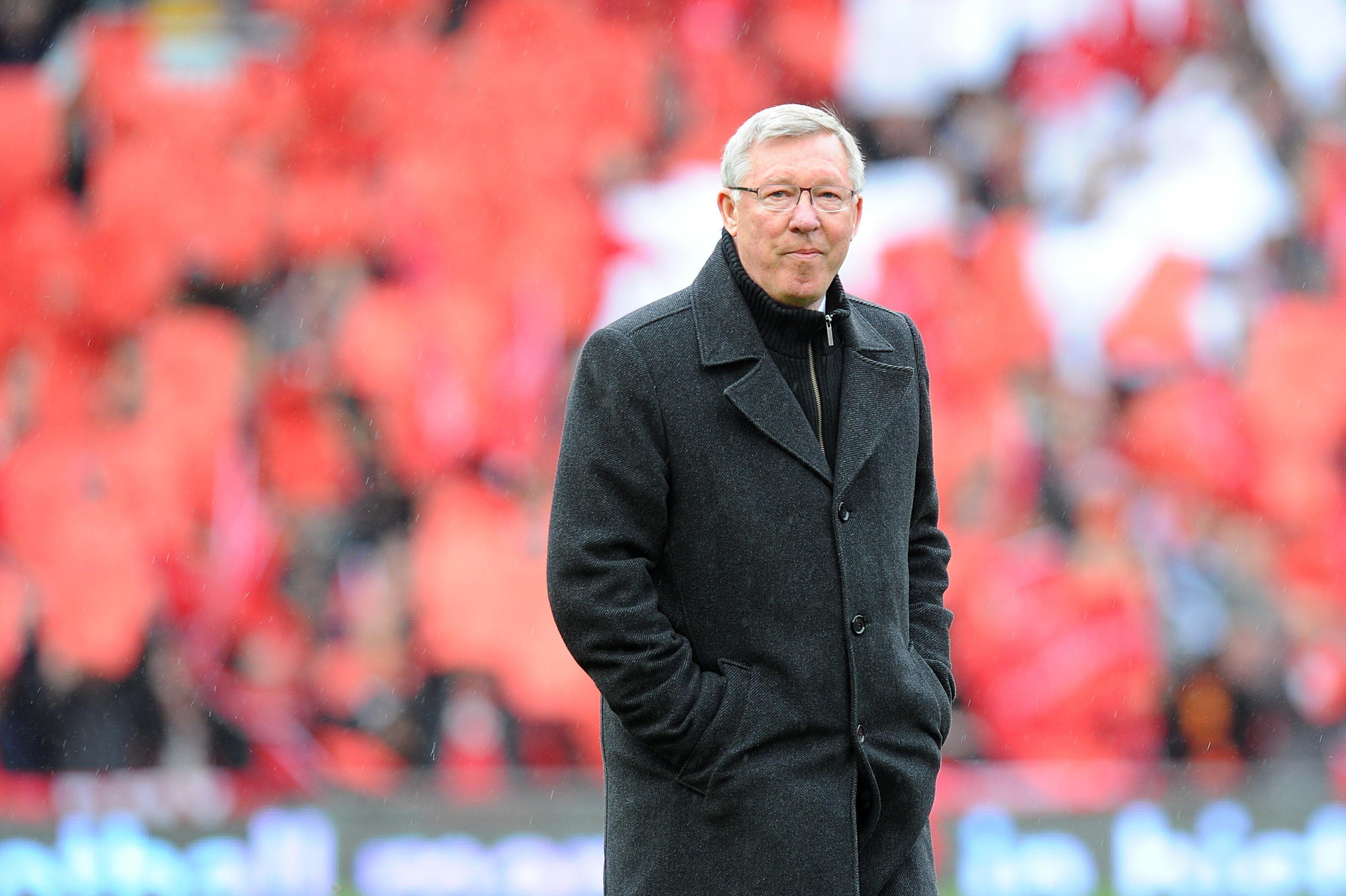 Sir Alex Ferguson Has Suffered A Brain Haemorrhage