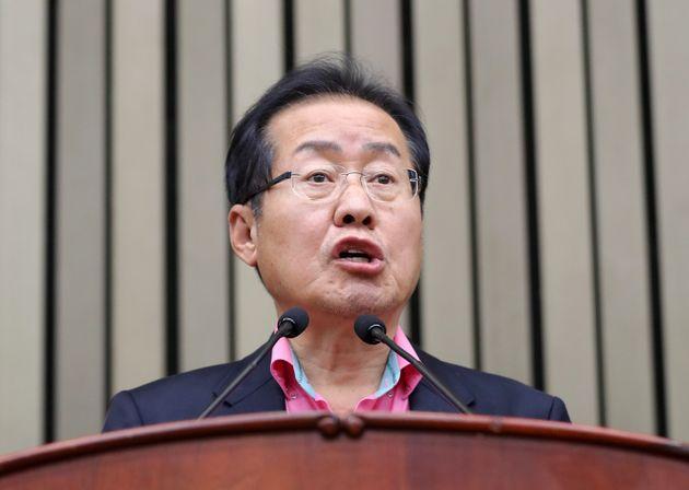 강길부 자유한국당 의원이 탈당을