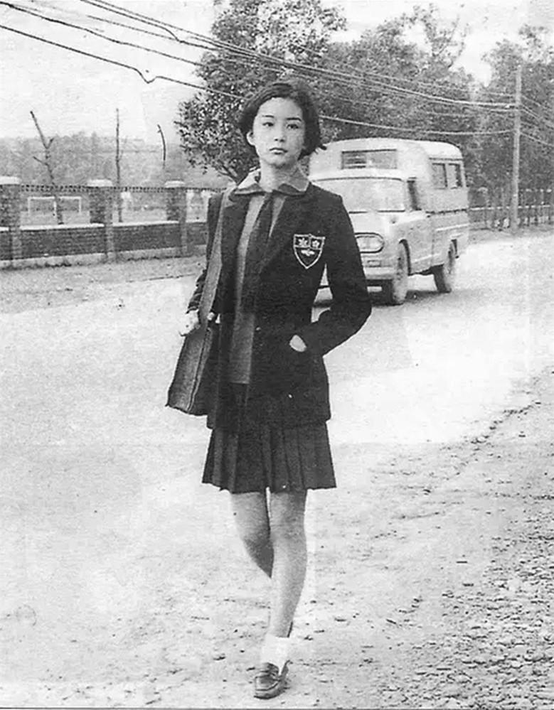 45년 전의 사진 한 장이 일본에서 화제가