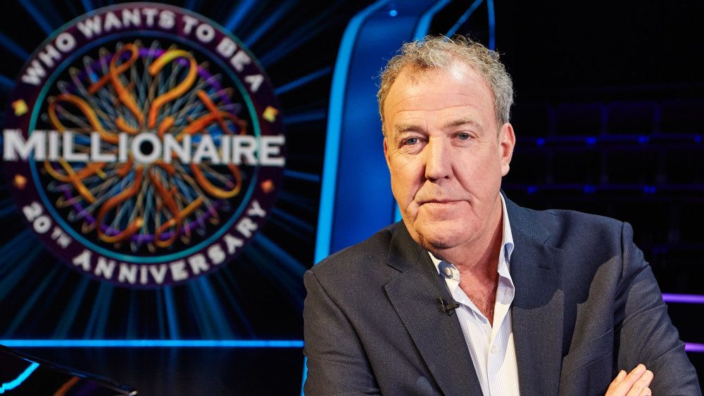 Jeremy Clarkson Is A Hit With Viewers As 'Who Wants To Be A Millionaire?'
