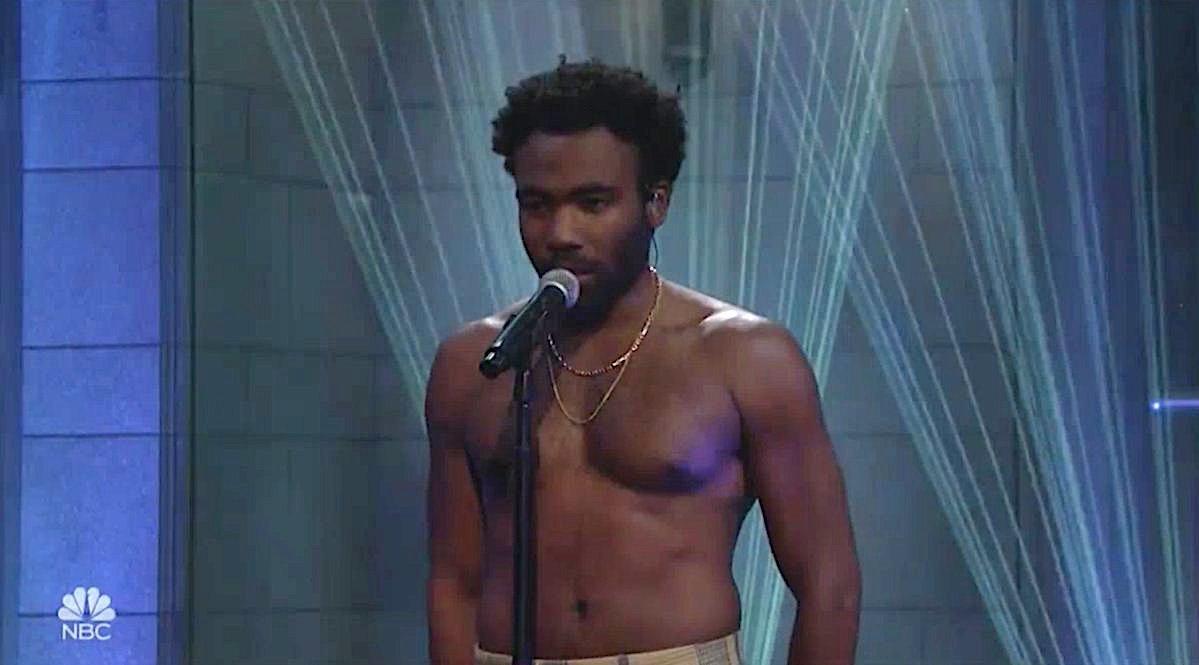 Childish Gambino Debuts 'This Is America' On 'Saturday Night Live'