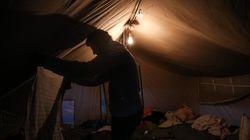 Πέσαμε για ύπνο στην Μόρια. Μία ολόκληρη ημέρα στον καταυλισμό των προσφύγων σε