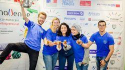 Challenge de l'entrepreneuriat: Des étudiants français et marocains primés à