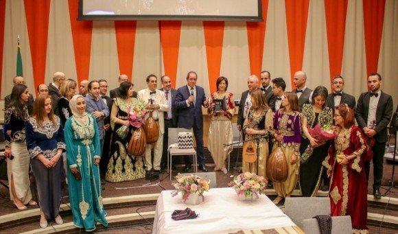 La musique et la gastronomie algériennes à l'honneur à New