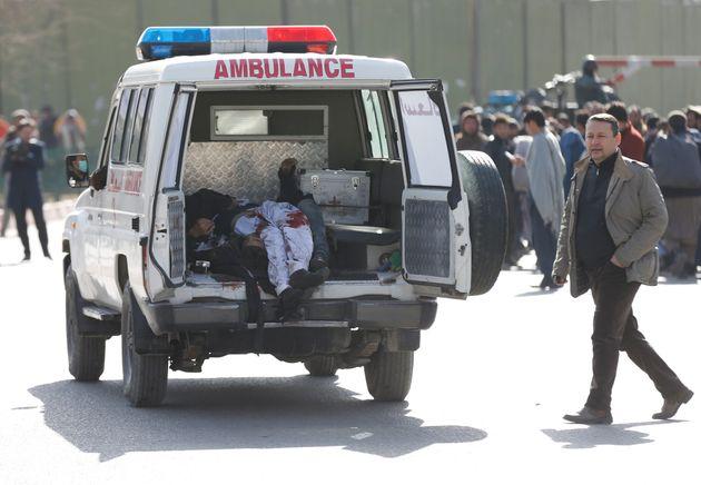Πολύνεκρη βομβιστική επίθεση σε τέμενος στο