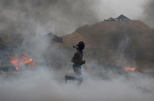Δύο Παλαιστίνιοι νεκροί από ισραηλινά πυρά στη Λωρίδα της