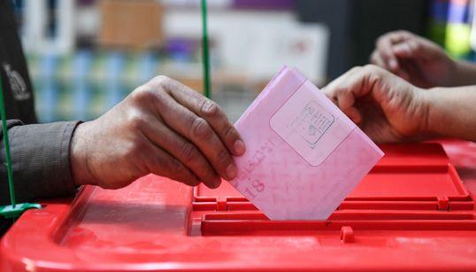 Les élections municipales en