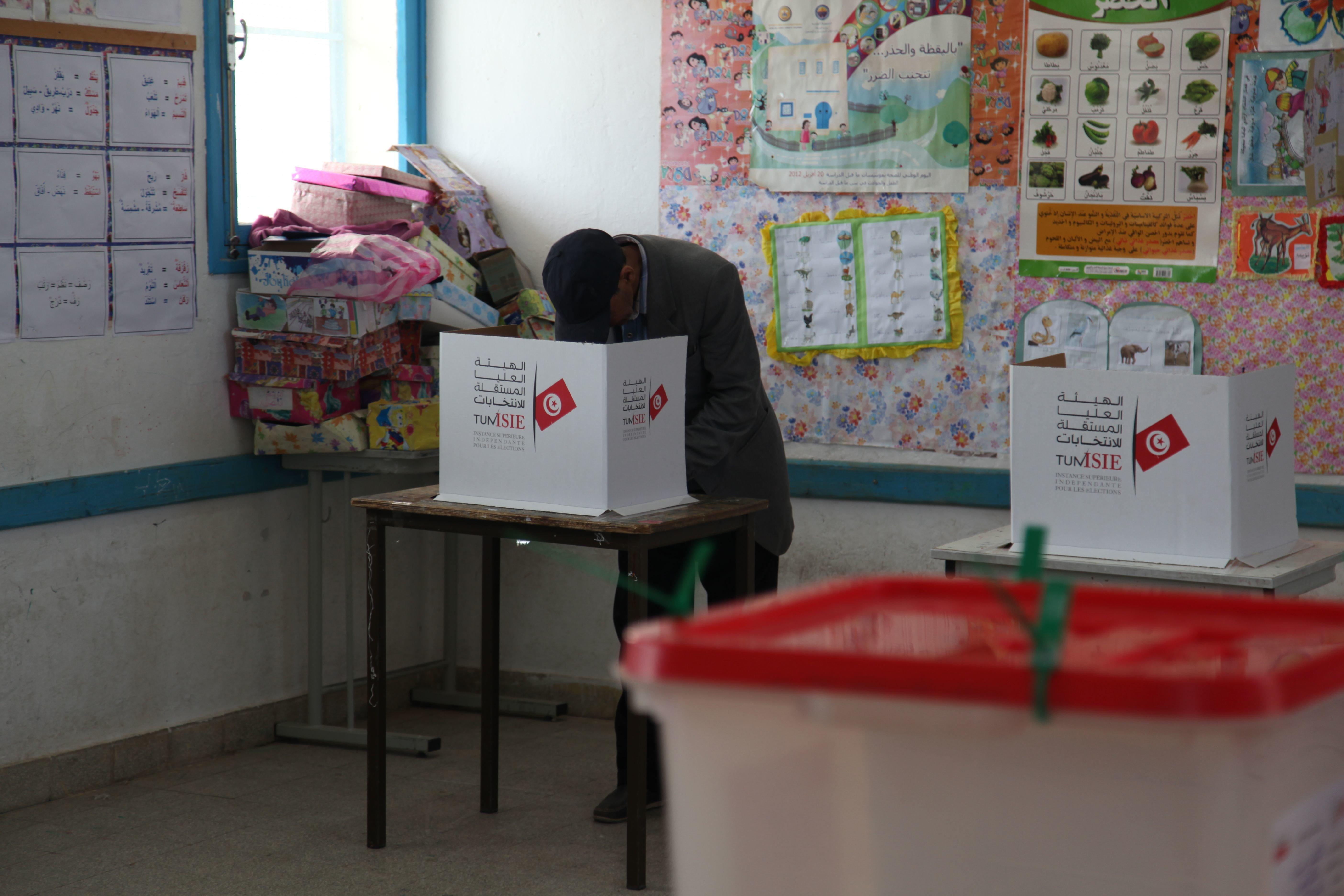 Fermeture des bureaux de vote situés près des frontières